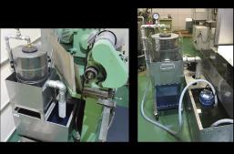 簡易式濾過槽地の取付使用例
